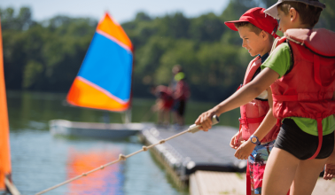 Activities Le Lac du Causse